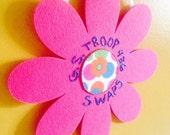 Girl Scout SWAP Holder
