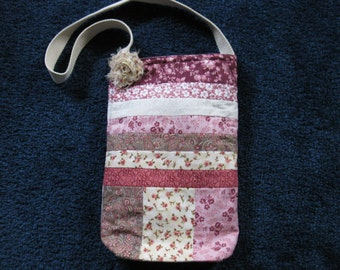 A Quilted Mini Tote Bag