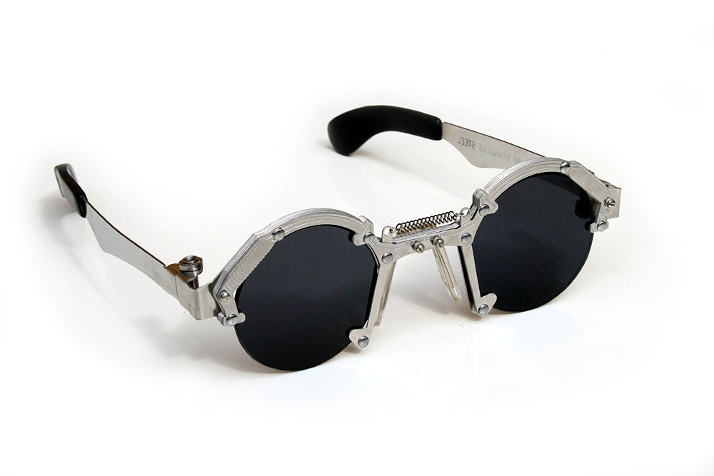sunglasses steunk sunglasses industrial by