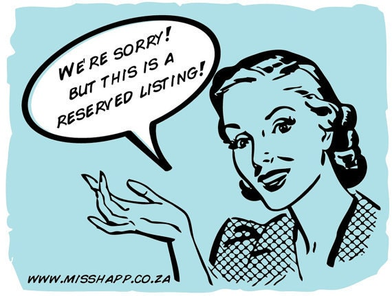 Reserved listing: Sheba