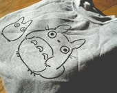 Custom Crewneck Sweatshirt, Screenprinted