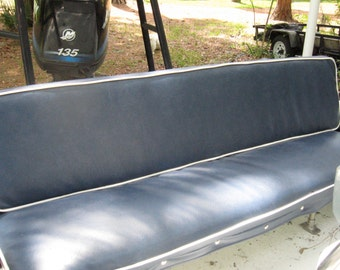 Custom Boat Cushions and Covers