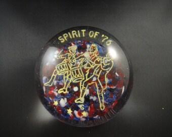 Paperweight Spirit of '76 Patriotic
