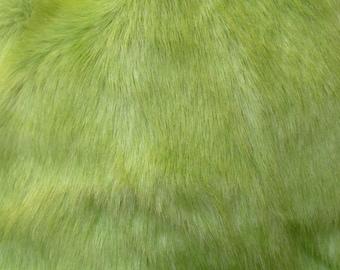 Kiwi Faux Fur