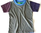 BRADY - Size 4 - Handmade Kids Shirt
