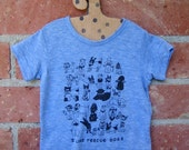 Rescue Dogs Baby Tee