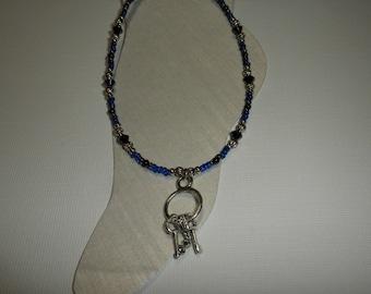Keys Ankle Bracelet
