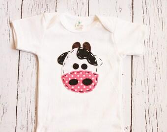 Cow shirt, birthday shirt, one, cow, 1st,  t shirt, barnyard, farm theme, boy white