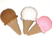 Cat Toy Catnip Ice Cream Cone