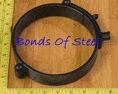 BDSM Collar Restraint Bonds of Steel Mature