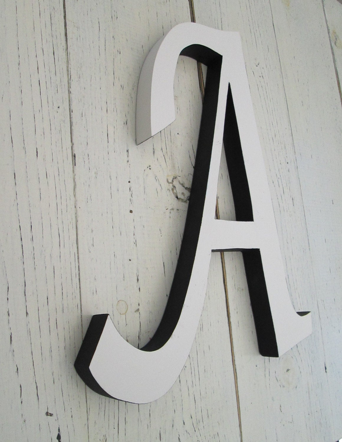 Calligraphy wall letters decorative gallery decor