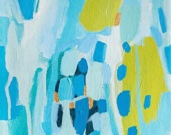 Color Study No. 13, Gallery Quality Signed Giclée Print