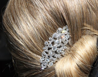Wedding Hair Comb Rhinestone Hair Comb Bridal Hair Accessory Wedding Jewelry Bridal Jewelry Wedding Accessory Bridesmaid Hair Comb Wedding