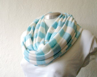 Infinity scarf, PDF Sewing directions . Experience level: Beginners