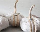Dropcloth French Bohemian Pumpkin