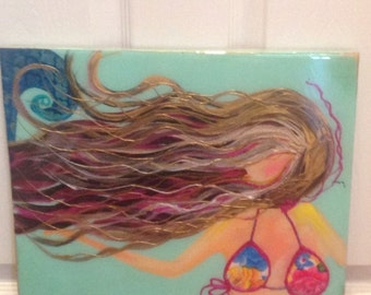 Bombshell Mermaid