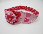 Headbands, DESIGN YOUR OWN, Made To Order - you pick the fabric