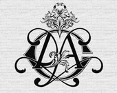 Custom Designed Monogram (DCA)