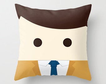 Castiel pillow, plush, cushion