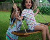 Napa Valley Wine Barrel Swing, Porch Swing, Tree Swing, Summer Fun