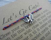 Love my Capitals Inspired Bracelet
