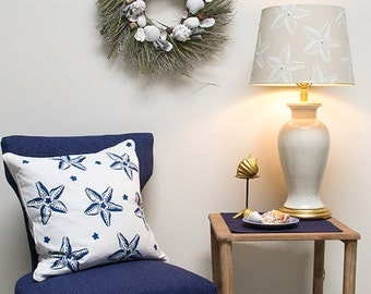 Starfish Wall Art and Craft Stencil for DIY Decor