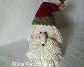Santa Claus Doll ~ Nik ~ 14 Inches Tall