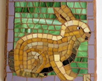 Rabbit Mini Mosaic EHFKD