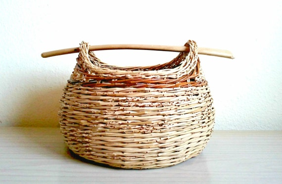 Toys R Us Hand Basket : Hand woven picnic basket shopping storage