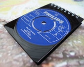 ROGER MILLER Record Notepad Handmade From Recycled Vintage Record King Of The Road