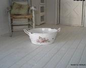 """bowl for dollhouses """"Roses"""""""