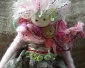 MADE TO ORDER frayed fairy