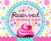 36 SW cupcake toppers reserved for Amanda