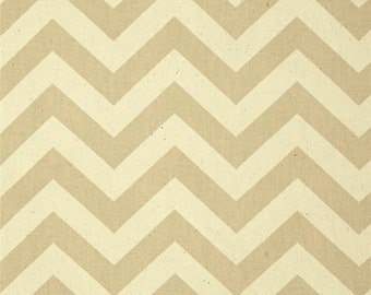 SALE! Photography Backdrop - Neutral Tan and Cream Chevron Zigzag - 4.5' x 5.5' with Top and Bottom Rod Casings- READY To SHIP