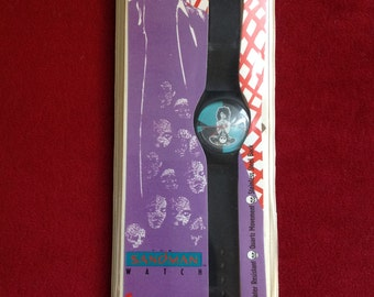 Sandman Death Watch 1st One with Moving Skull Second Hand In Package Rare