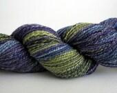 Superwash Merino/Bamboo/Nylon Handspun Yarn - 225 yards