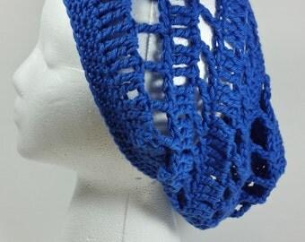 Summer Slouchy Crochet Hat