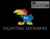 Fighting Jayhawks print for the Ultimate Jayhawk Fan