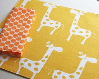 ANIMAL Placemats for Kids  - Choose from 7 different styles