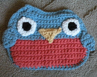 Retro Owl Potholder TRIVETS Selected- READY to GO