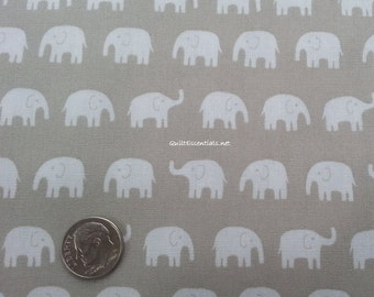 Japanese Elephants in Grey - Cut Options Available