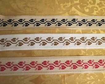 Vintage 1930s Cotton Trim From Spain