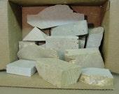 25lbs Box Assorted Soapstone