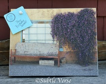 God's Greatest Gift Magnetic Box - Gift, Photography, Christian, Architecture, Bench, Flowers