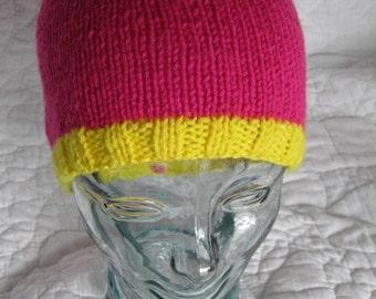 Pink Lemonade Hat