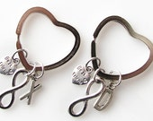 best friends gift, friendship gift set of 2, gift for best friend keychain, bff keychain, sister gift, mom and daughter gift, infinity