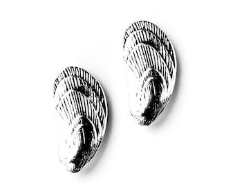Mussel Cufflinks