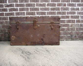 Old Carpenters Chest