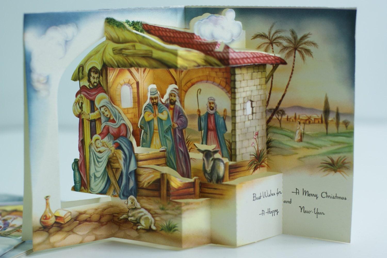 Christmas Photo Holder Cards