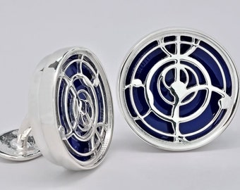 Time Lord Cufflinks